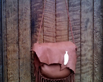 Buckskin Medicine Bag