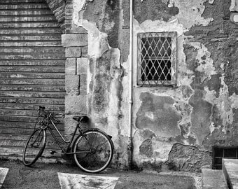 Bicycle in Italy ~ A Fine Art Photograph