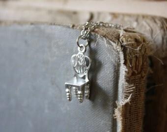ON SALE Fairy Tale Necklace - A Little Princess