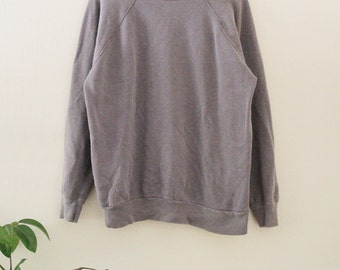 80's Grey Sweatshirt