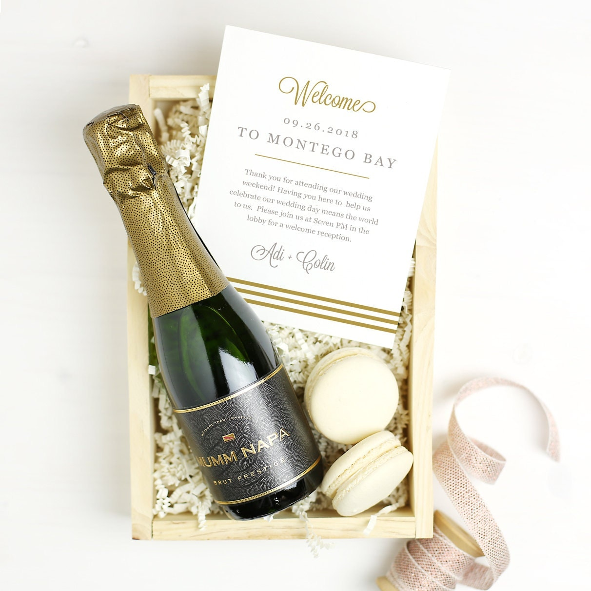 Wedding welcome bag letter template gallery photo pronofoot35fo Gallery