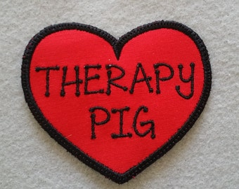 Pig/Hog Therapy Patch