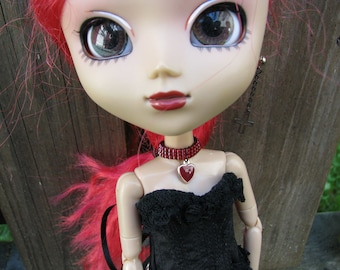 Doll Jewelry Choker Necklace for Blythe and Pullip Doll