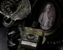 The Reading of Leaves Gypsy Alchemy Natural Perfume Oil  1/2 oz Green Tea, Orris,Tonka, Orange, Lime, Bergamot, Amyris,Black Pepper