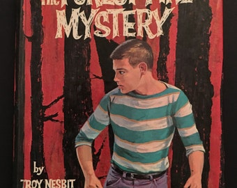 Vtg 1962 Childrens Book- The Forest Fire Mystery - Troy Nesbit