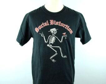 Social Distortion T-Shirt, Medium