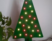 Sophisticated LED Christmas Tree / Electric Cheer Generator