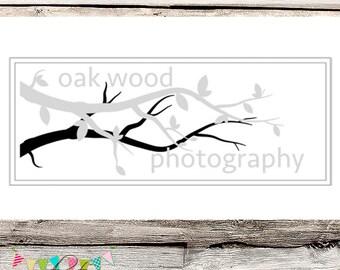 FULLY CUSTOMISABLE - Premade Logo - Oakwood Photography - Photography - Branding - Etsy Logo - Watermark