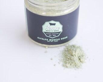 Alfalfa Muscle Bath Soak