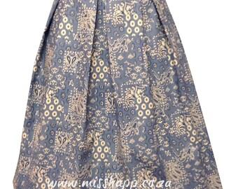 Paisley Pleast Western Skirt