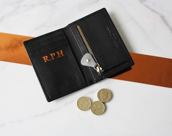 Luxury Leather Credit Card Wallet