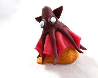 Vampire Squid Sculpture