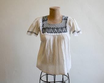 Mexican Textile Blouse