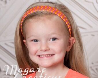 Girl headbands,woven headband, headband,headband for girls,infant headband,woman headband,toddler headband,pink headband,casual headband.