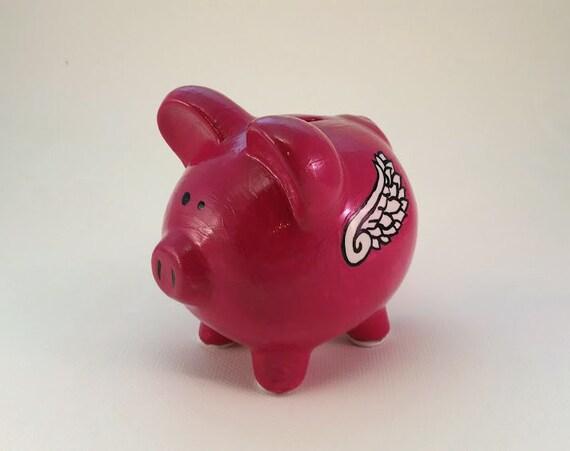 Piggy Bank When Pigs Fly