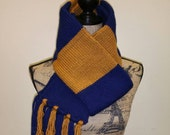 Harry Potter inspired book underclass Ravenclaw scarf