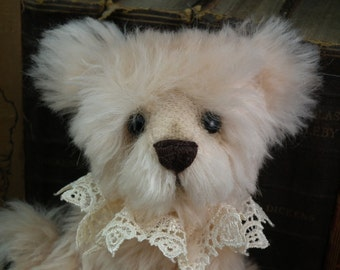 Aubrey a Wonderful Luxury Oppulent Mohair Artist Bear by Bramber Bears 10""