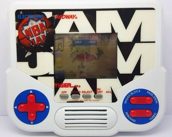 Vintage NBA Jam 1994 Tiger Electronics Handheld Video Game