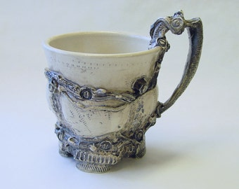 Urban Decay Mug with Thorns