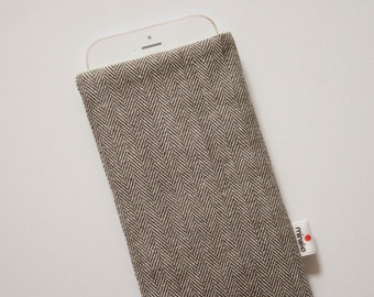 Herringbone Case iPhone 6s 6s Plus 7 7 Plus iPod Classic HTC 10 LG G5 Samsung Galaxy S7 Edge Sony Xperia Z5 Google Pixel XL Nexus 6P Sleeve
