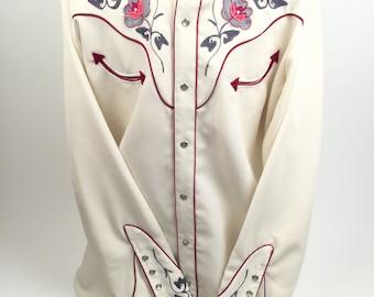 Women's Western Shirt by H Bar C California Ranchwear