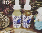 Beard Grooming Kit / Hash Mountain Beard Oil & Grow That Beard Oil Kit / Beard styling taming oil, Mustache, Beard growth, Natural, Organic