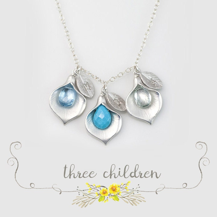 Personalized Mothers Day Gift Mom Jewelry Mothers Necklace