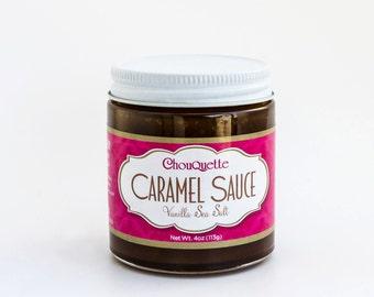 Jar of Caramel, Caramel Jar, Caramel Sauce, Caramel