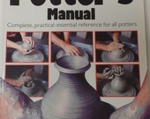The Potter's Manual, used hardcover, excellent condition,