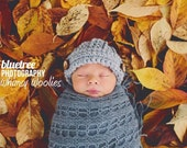 Crochet Hat Pattern: 'Keenan Cap' Boys/Girls, Crochet Beanie, Kids Crochet