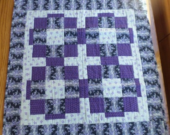 Quilted Tablecloth/Topper