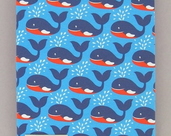 WHALES cotton elastane single jersey
