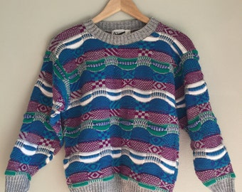 Junior's retro sweater size small teen