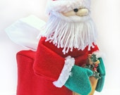 Santa Tissue Box Cover Sample Model for Sale