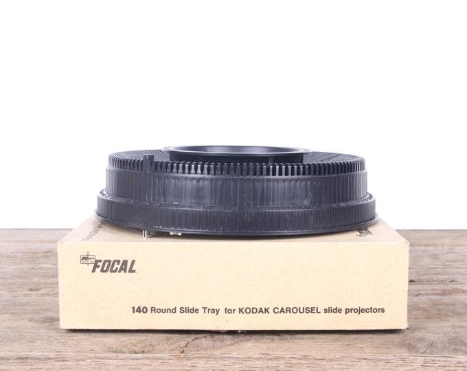 Vintage Focal Slide Tray for Kodak Carousel Projectors / Eastman Kodak Slide Tray / Old Slide Tray / Antique Slide Tray / 35mm Slide Tray