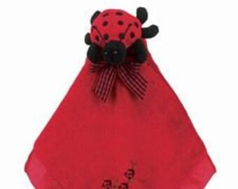 Blankie bear personalized wedding gifts