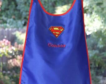 PERSONALIZED Superhero Cape, Super hero cape, Halloween costume cape, childrens dress up, personalized cape, super hero birthday