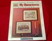 My Hometown, Charles Wysocki, Book One, Dimensions #104