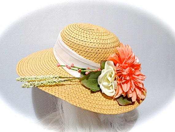 Sun Hat Women's Hats Tea Party Hats Mother Of By
