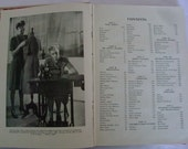 40s 1940s Sewing Book Lingerie Make Do & Mend Pattern Drafting Pictorial Guide to Modern Home Needlecraft Odhams