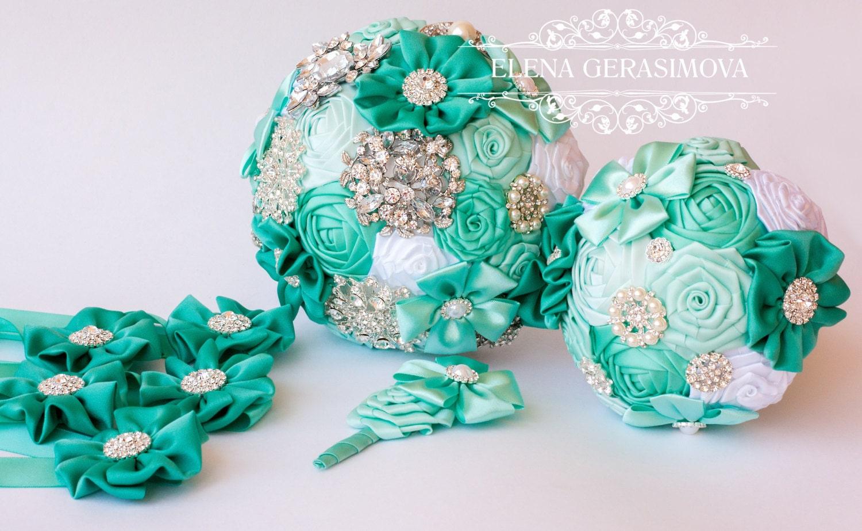 Bridal Bouquet Throwing : Brooch bouquet toss wedding accessories