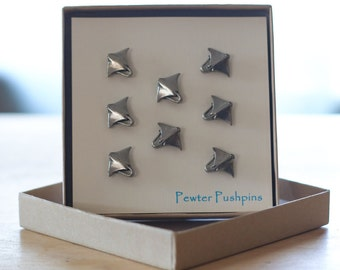 Stingray Pushpins- Aquarium, Marine, and Sea Animal Decor and Accessories