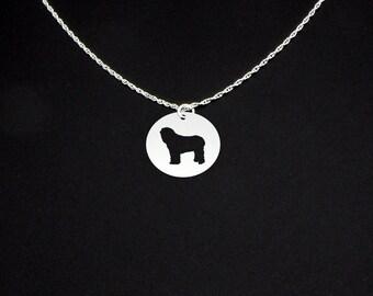 Komondor Necklace - Komondor Jewelry - Komondor Gift