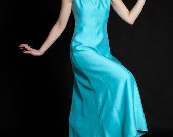 Long dress // 50s // S size