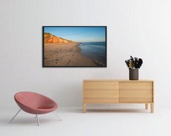 Beach Photography, Martha's Vineyard Photography, Aquinnah Gay Head Cliffs, Moshup Beach Photographs, Art Prints, Blank Photo Greeting Cards