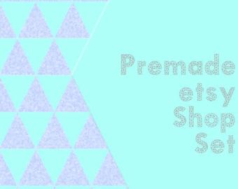 Premade Shop Banner - Design 109