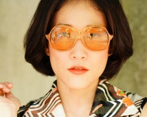 Vintage Emilo Pucci Sunglasses 1980's old stock  Made In France