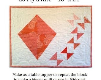 Go Fly a Kite Block Pattern