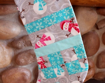 Boys Quilted Stocking