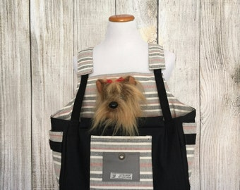 Dog Carrier-Black Pet Carrier
